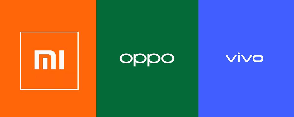 Xiaomi, Oppo e Vivo criam serviço conjunto de compartilhamento de arquivos