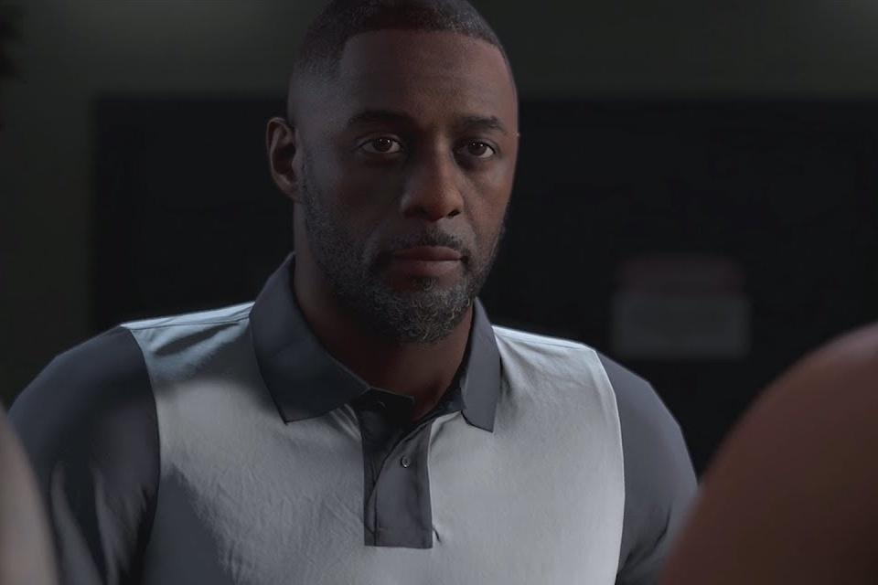 NBA 2K20 terá estrelas de Hollywood no modo carreira, como Idris Elba