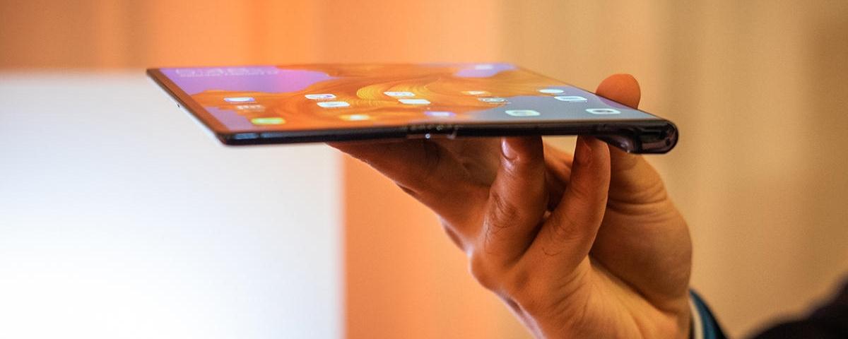 Huawei Mate X 'aprimorado' pode vir com Kirin 990 e câmeras do P30