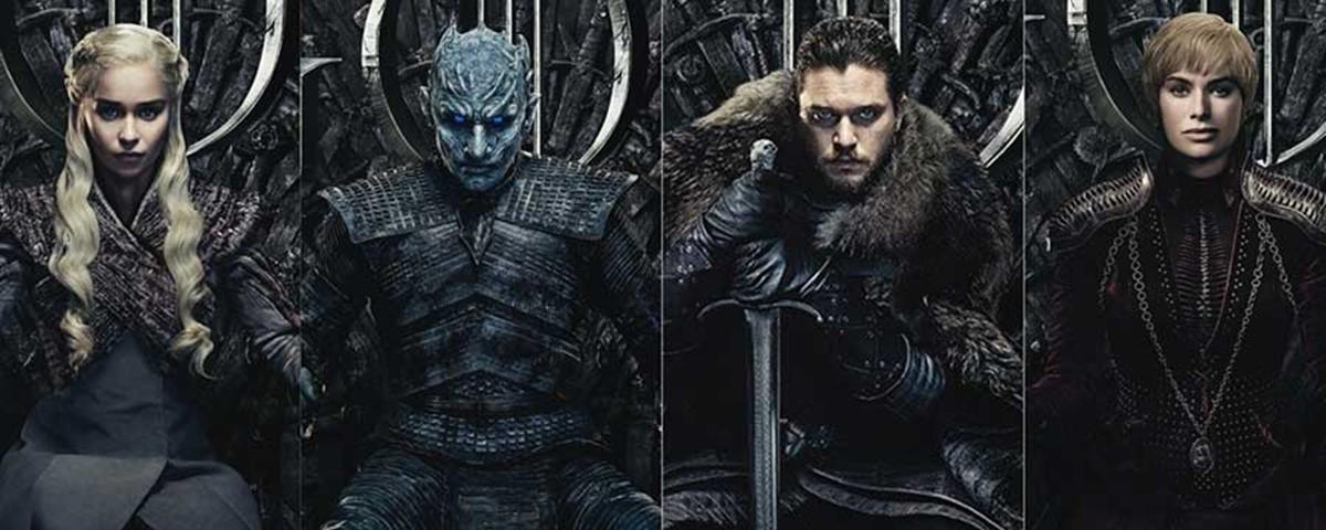 George R. R. Martin fala sobre Game of Thrones e finalização dos livros