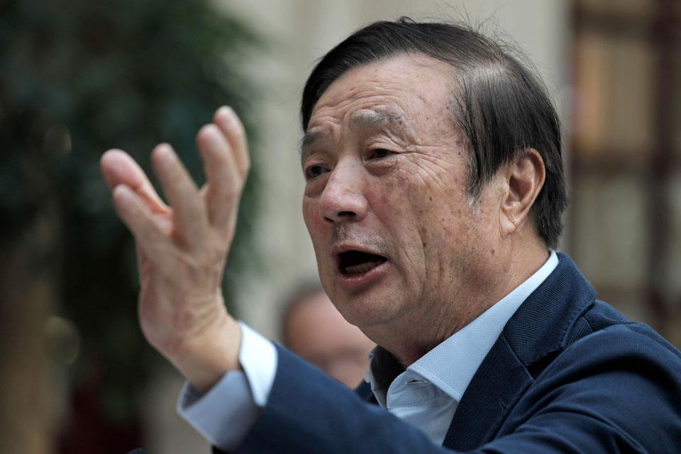 Huawei entra em 'modo de batalha' para combater crise nos Estados Unidos