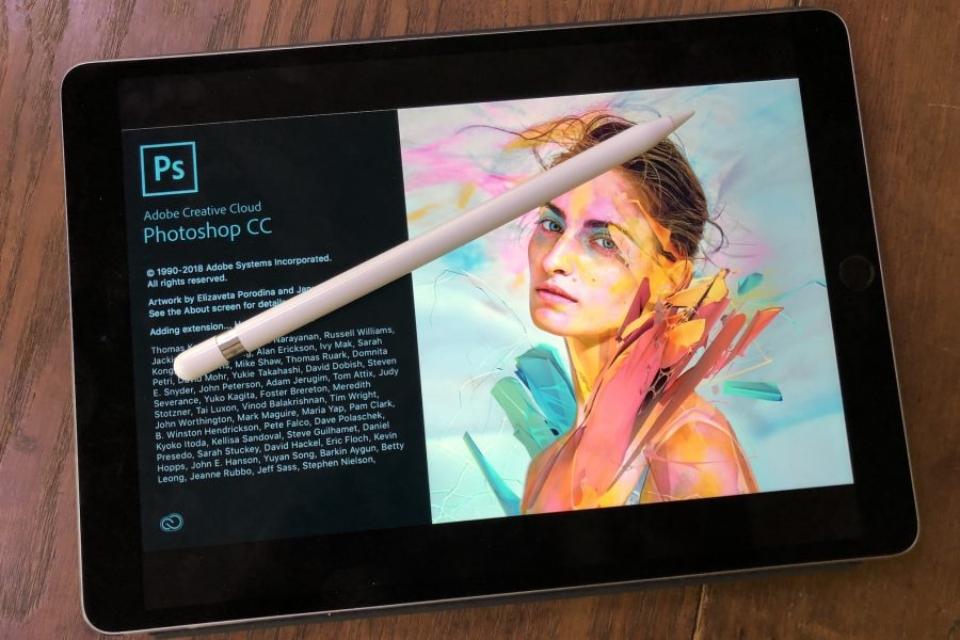 Photoshop para iPad inicia programa de testes antes de lançamento oficial