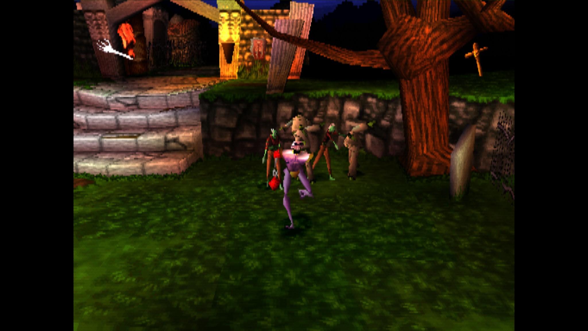 MediEvil recebe vídeo de gameplay e fotos que comparam versões de PS1 e PS4