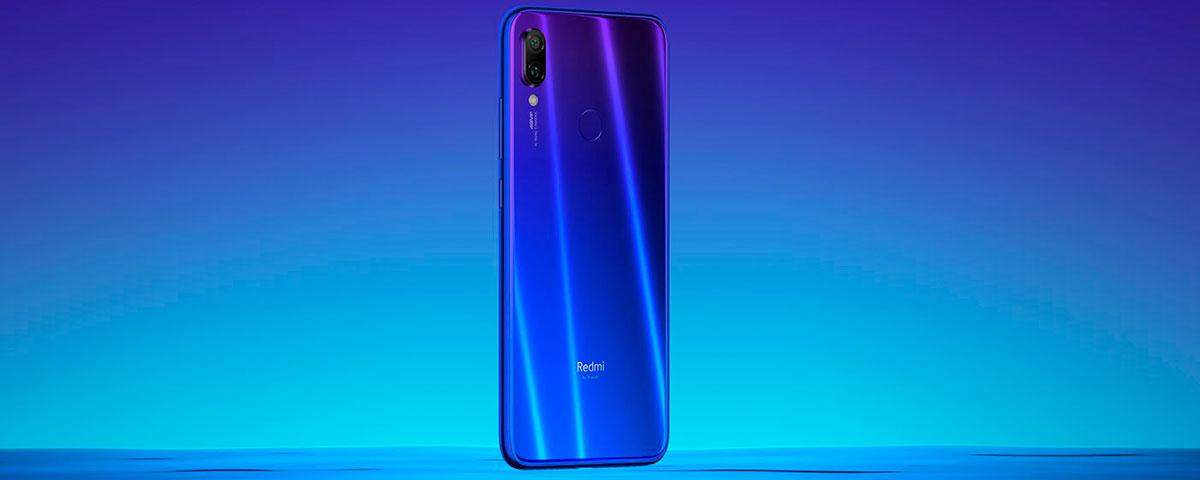Xiaomi Redmi Note 7 vendeu 20 milhões de unidades em sete meses