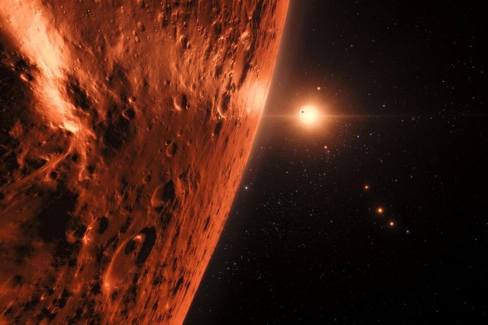 Exoplaneta sem atmosfera pode dar ajuda valiosa na busca por outra Terra