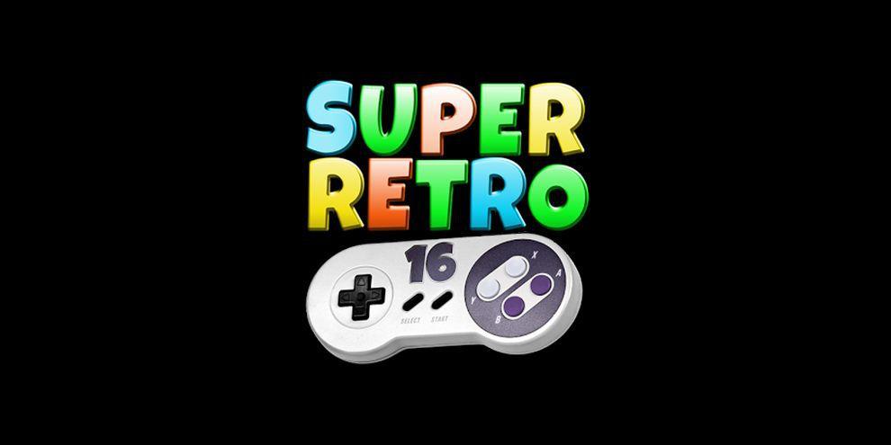 Super Retro Pro