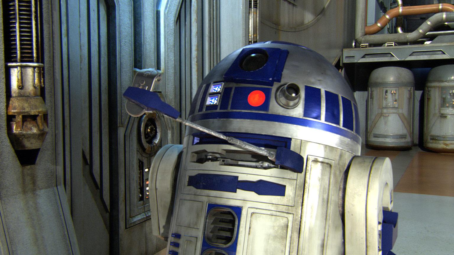 Star Wars: Phil Szostak revela o verdadeiro significado do nome R2-D2
