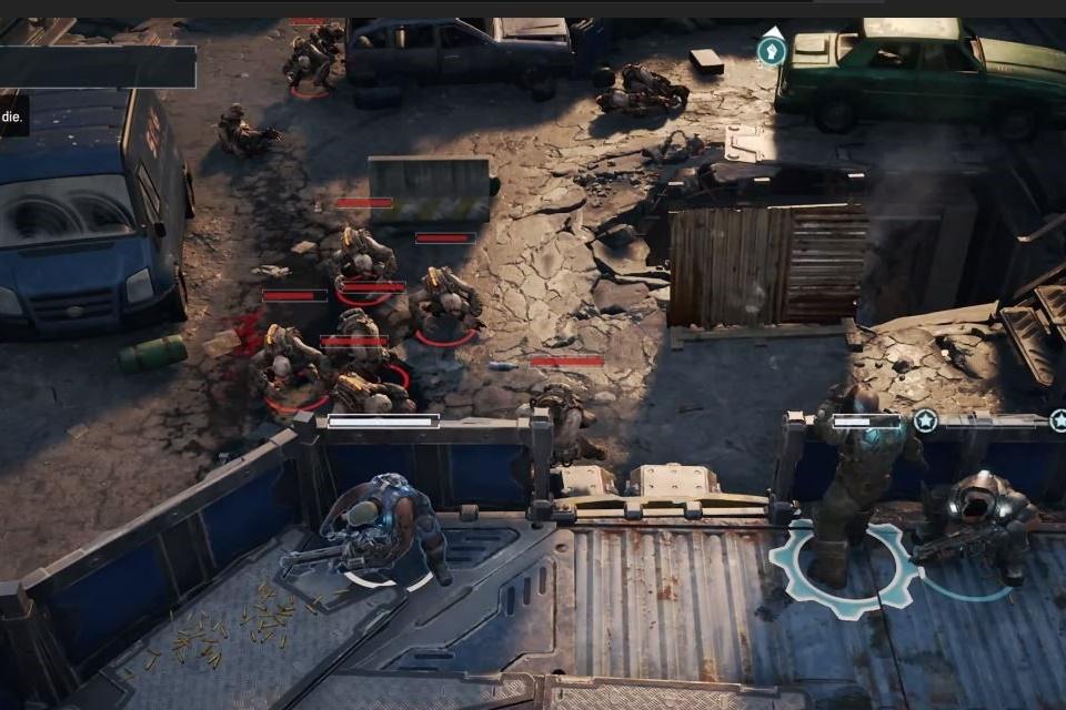 Confirmado: Gears Tactics chegará ao PC e Xbox One