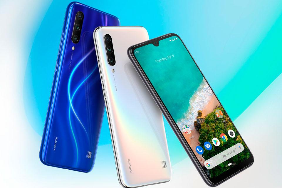 Xiaomi Mi A é a linha de celulares Android One mais popular do mundo
