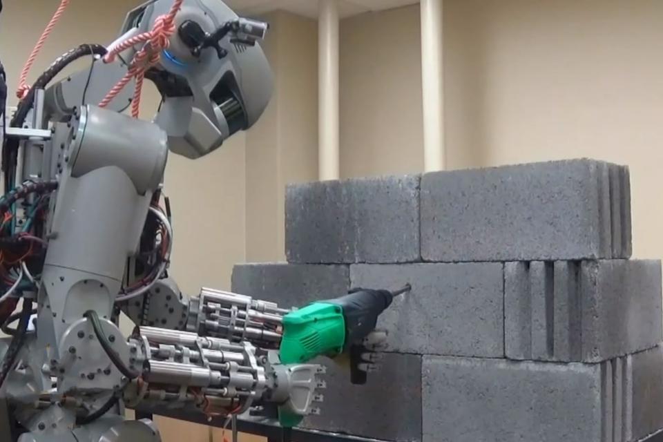 Rússia envia seu primeiro robô humanoide ao espaço, o Fedor