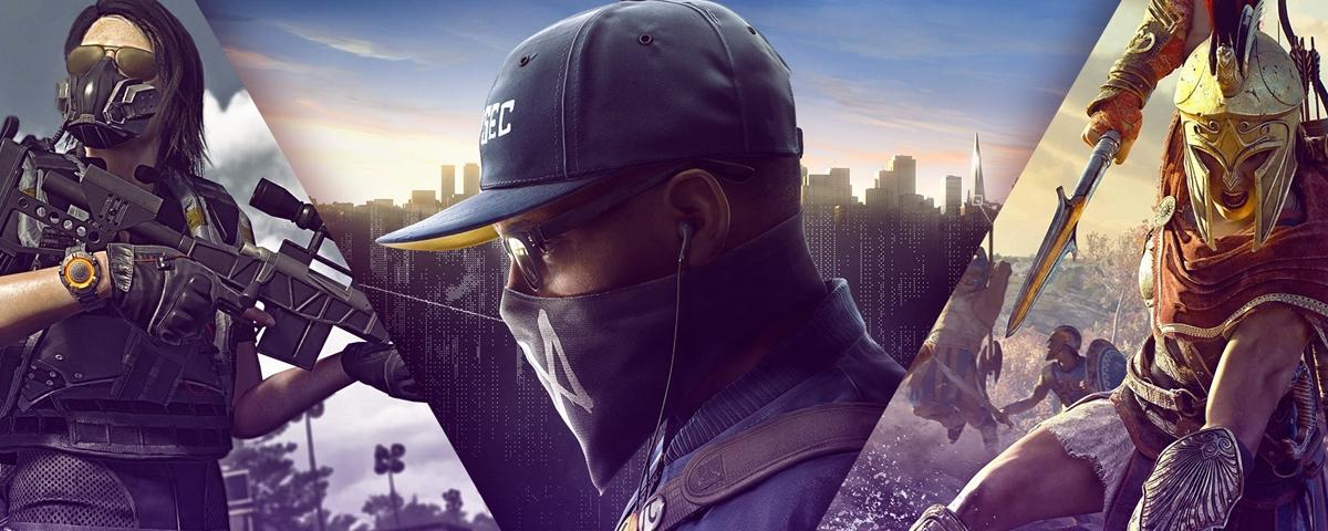 Ubisoft acredita que nova geração é ótima para criação de novas franquias