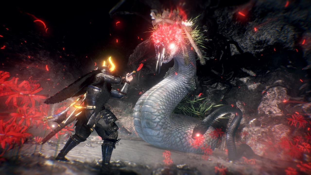 Nioh 2 terá demo na Tokyo Game Show e novas imagens são reveladas
