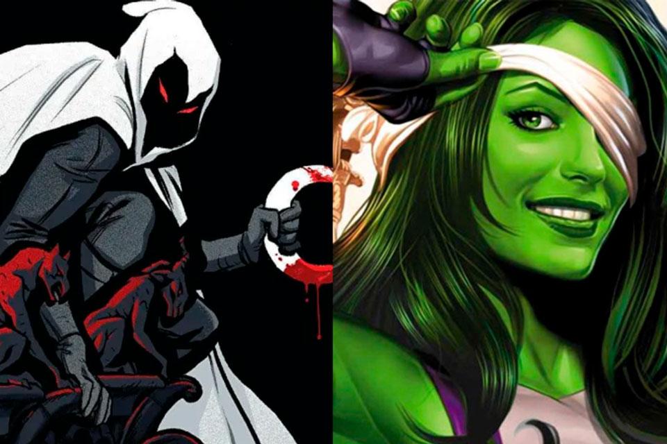 Disney Plus terá séries do Cavaleiro da Lua, Mulher-Hulk e Ms. Marvel