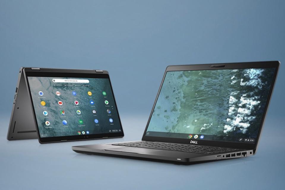 Dell anuncia seus primeiros Chromebooks totalmente dedicados a empresas