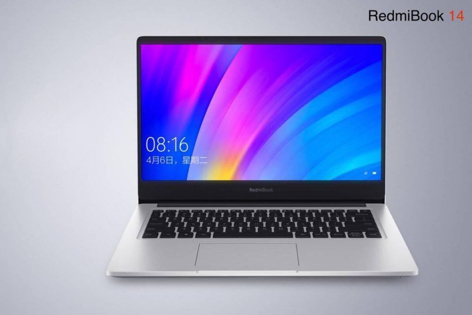 Xiaomi RedmiBook 14 será lançado com processador Intel Core de 10ª geração
