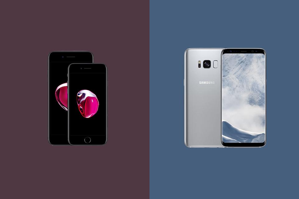 Apple e Samsung são processadas por radiação elevada em seus celulares
