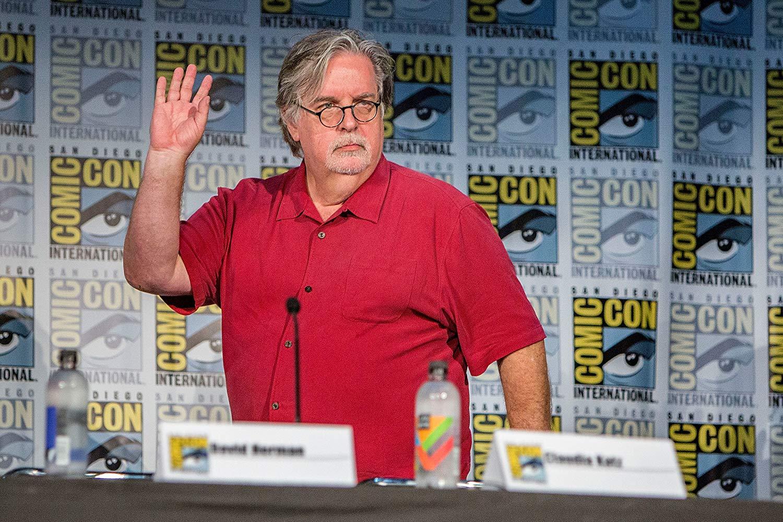 Matt Groening, criador de Os Simpsons (Fonte: IMDb/Reprodução)