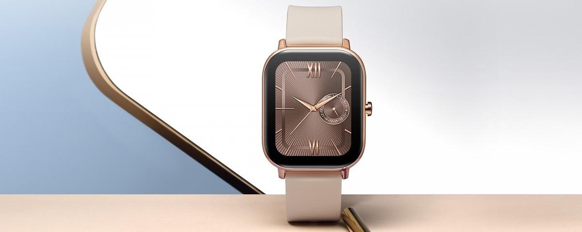 Imagem de: Huami anuncia o Amazfit GTS e ele é um clone do Apple Watch