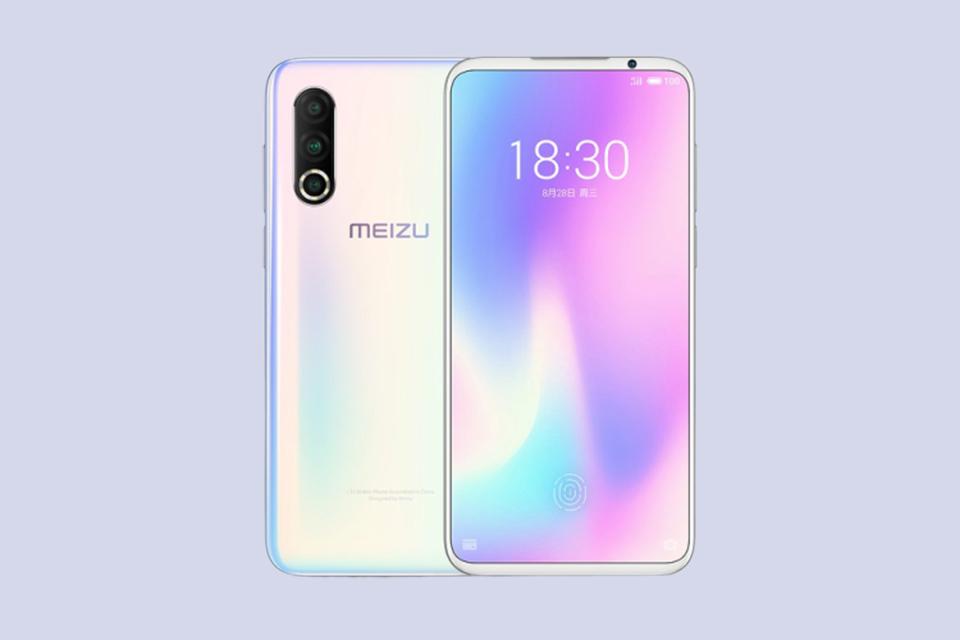 Meizu 16s Pro é lançado na China sem notch e com trio de câmeras traseiras