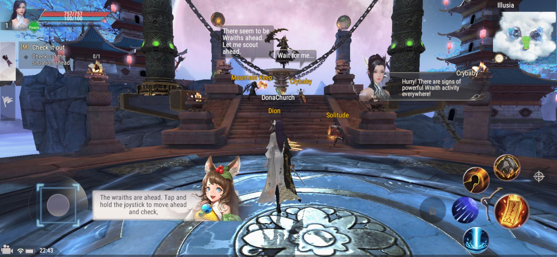 Perfect World APK - Imagem 2 do software