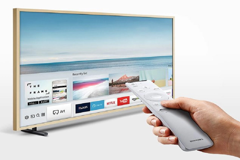 The Frame: TV da Samsung chega ao Brasil em outubro