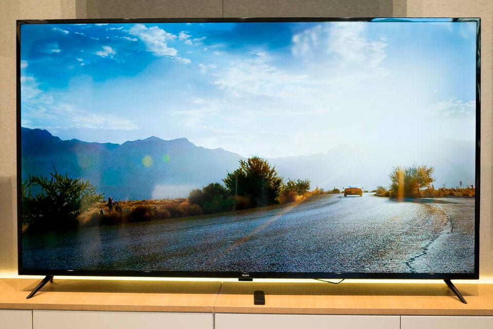 Xiaomi Redmi TV é revelada com 70'', resolução 4K, HDR e preço competitivo