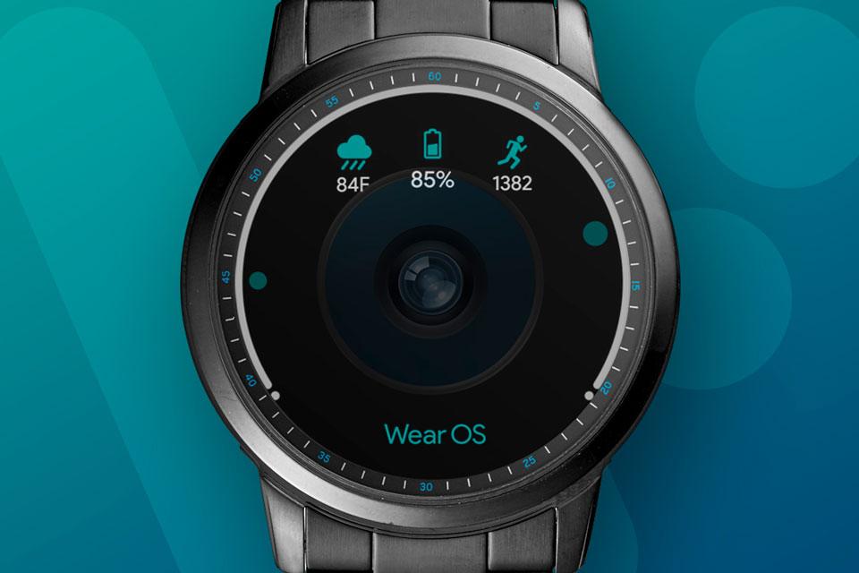 Google Pixel Watch pode ter câmera no centro do display, indica patente