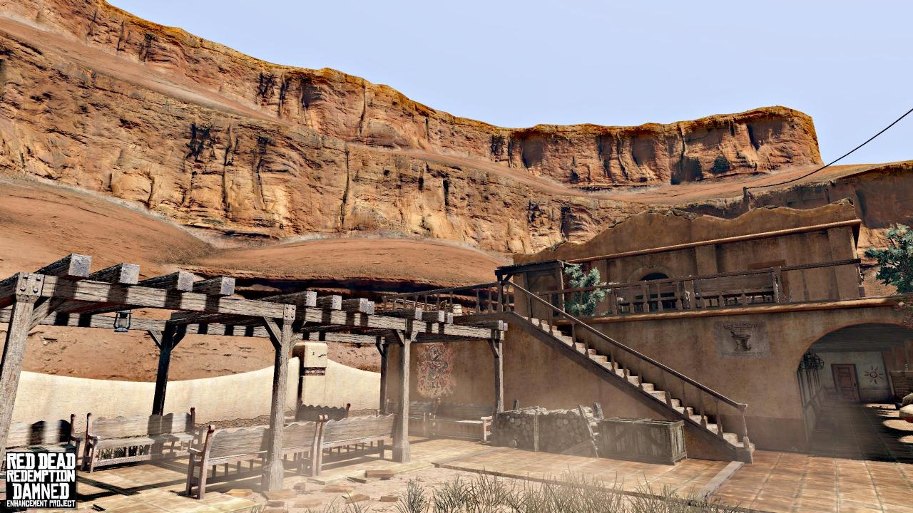 Red Dead Redemption: fã desenvolve remaster do primeiro título para PC