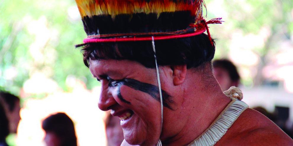 """índio - Belo Monte"". Foto: lesanta"