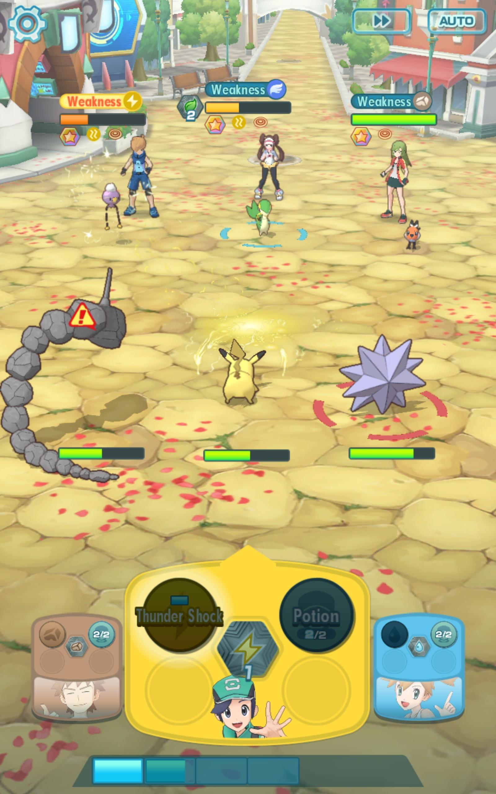Pokémon Masters IOS - Imagem 1 do software