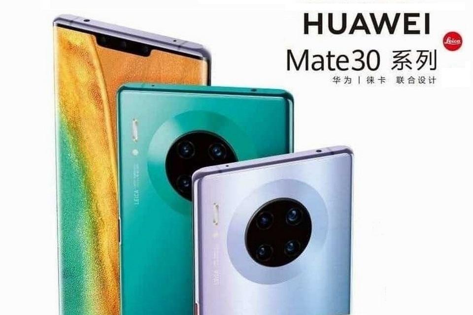 Huawei pode atrasar vendas globais do Mate 30 Pro