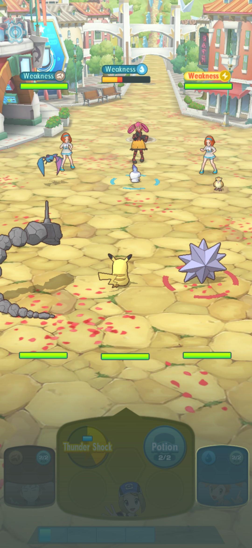 Pokémon Masters - Imagem 3 do software