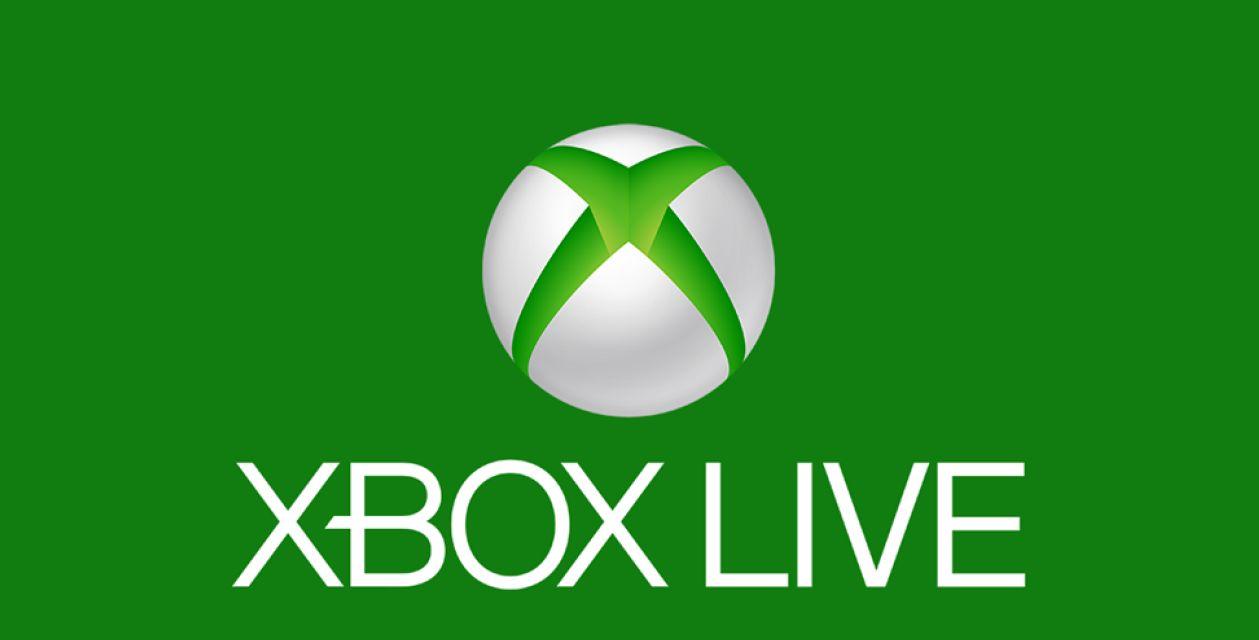 Xbox Live cai novamente e jogos e serviços ficam inacessíveis
