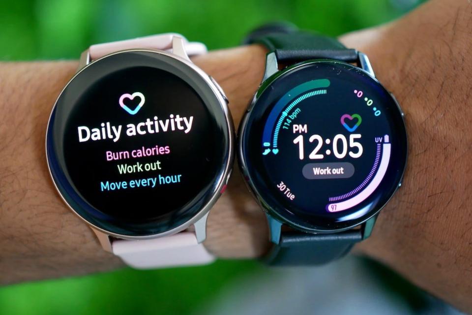 Galaxy Watch Active 2 pode ganhar atualização com ECG e detecção de quedas