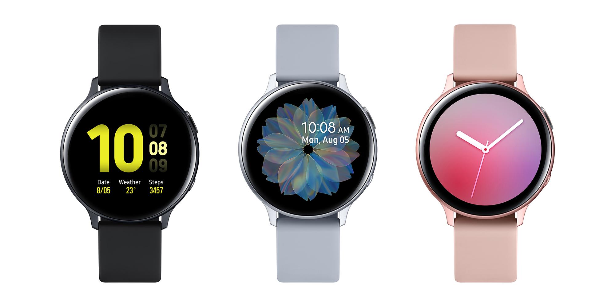 Galaxy Watch Active 2 (Fonte: Samsung/Reprodução)
