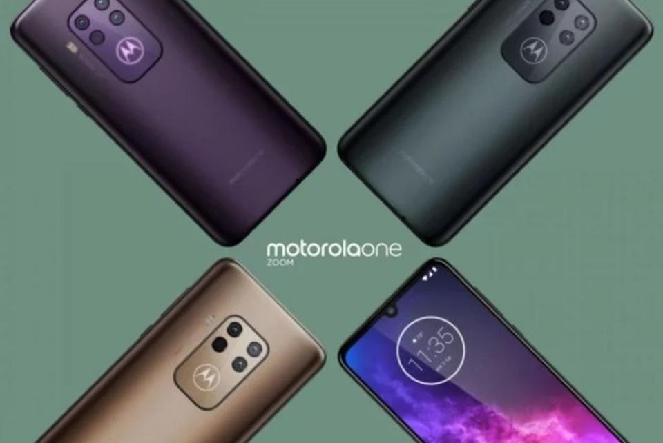 Será o One Zoom? Motorola confirma anúncio de celular para 5 de agosto