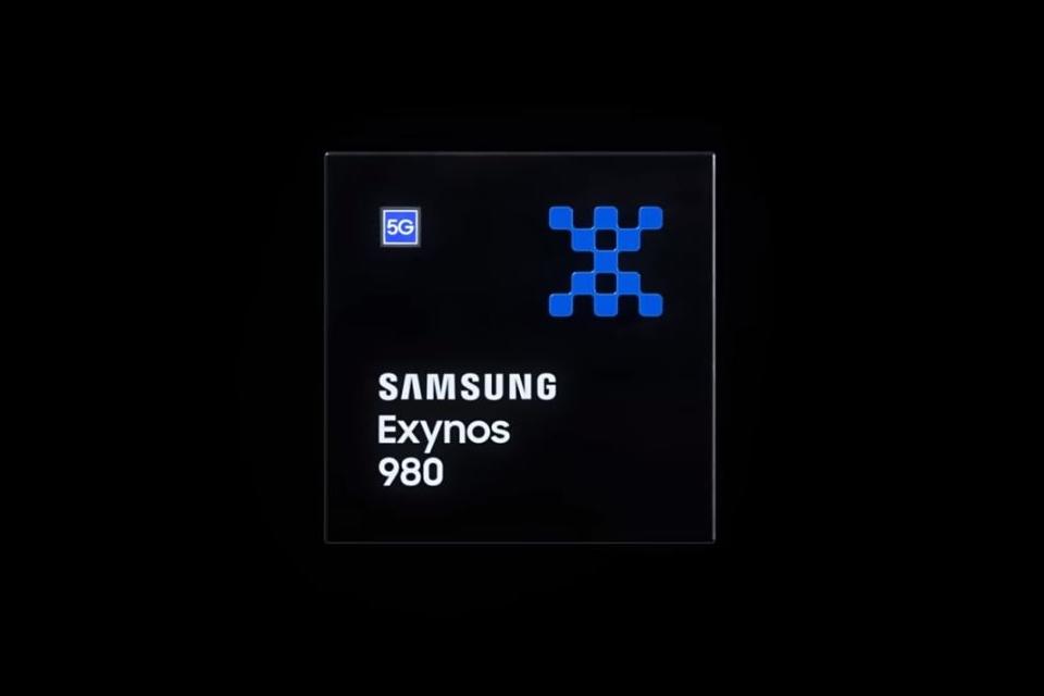 Samsung anuncia chipet Exynos 980 com modem 5G embutido