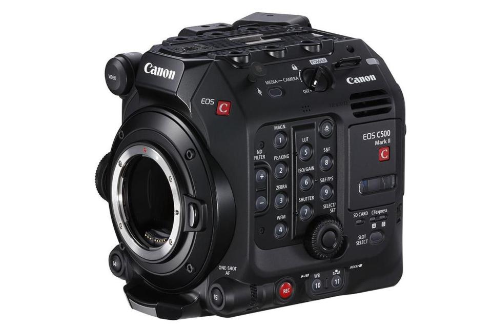 Canon anuncia nova câmera de cinema com resolução de 5.9K