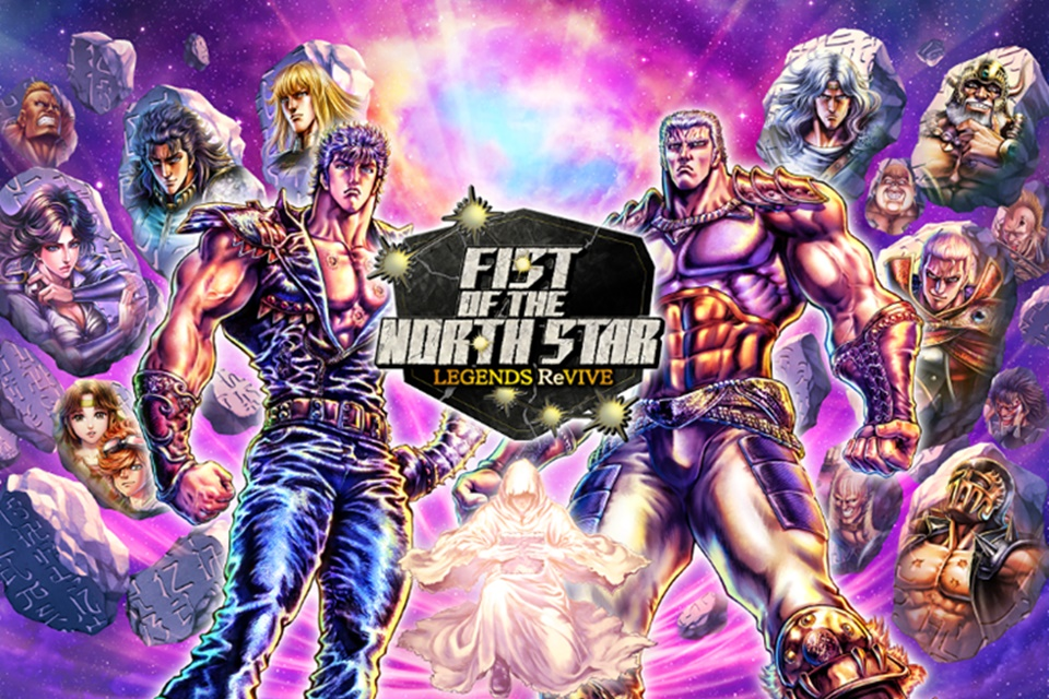 Fist of the North Star LEGENDS ReVIVE já está disponível para iOS e Android