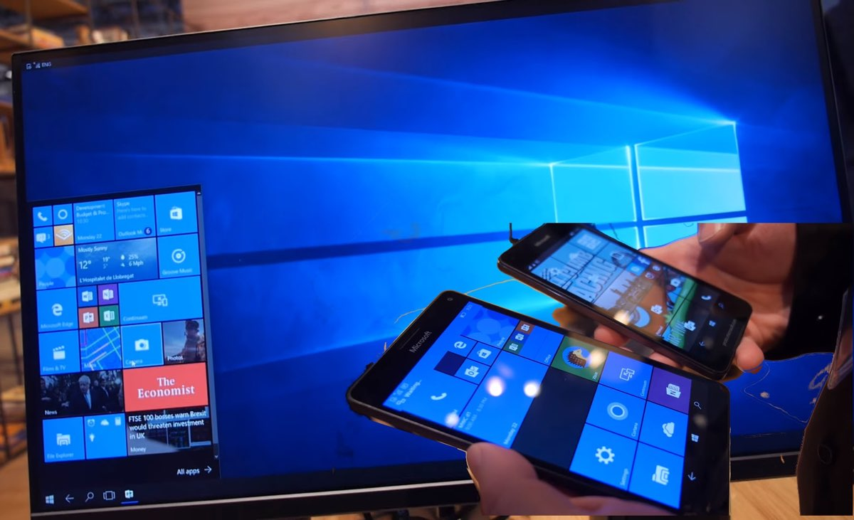 Lumia 950 recebe Windows 10 para ARM com várias melhorias