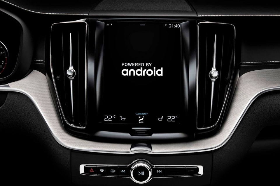 Carros da General Motors com Android chegam a partir de 2021