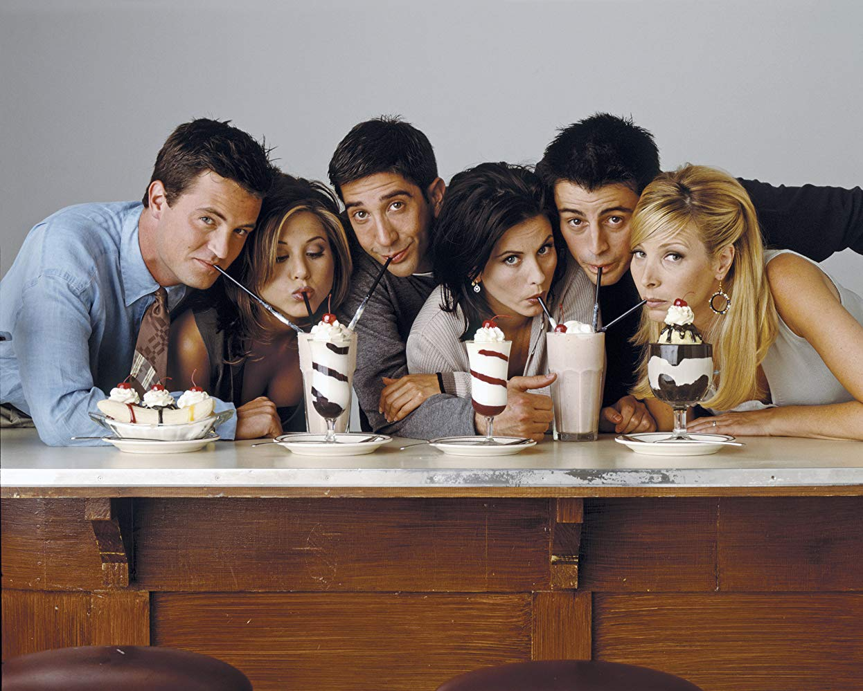 Friends: Warner lança app interativo para comemorar os 25 anos da série