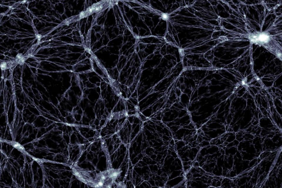 Teste para detectar energia escura tem resultados nulos – e isso não é ruim
