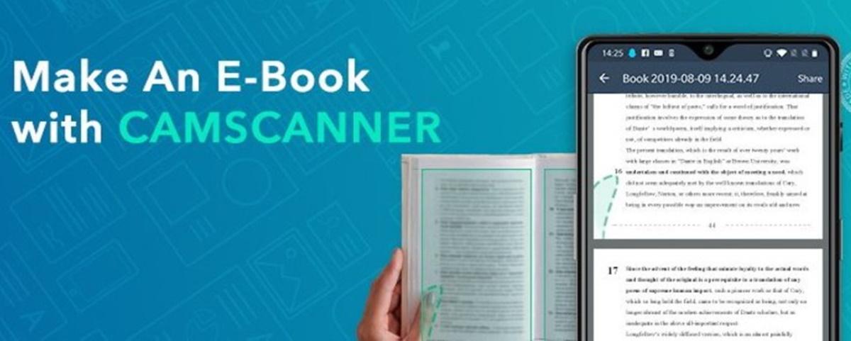 CamScanner volta ao Android após ser banido por malware