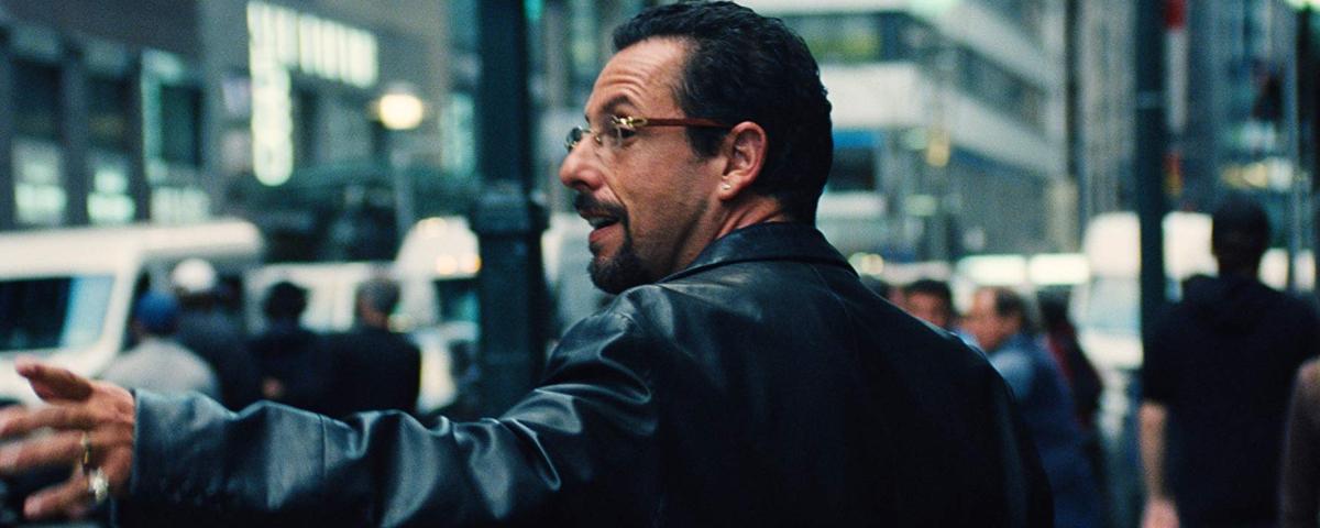 Novo filme de Adam Sandler consegue nota máxima no Rotten