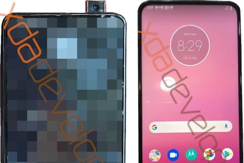 Será o Moto G8? Próximo celular da Motorola terá câmera retrátil