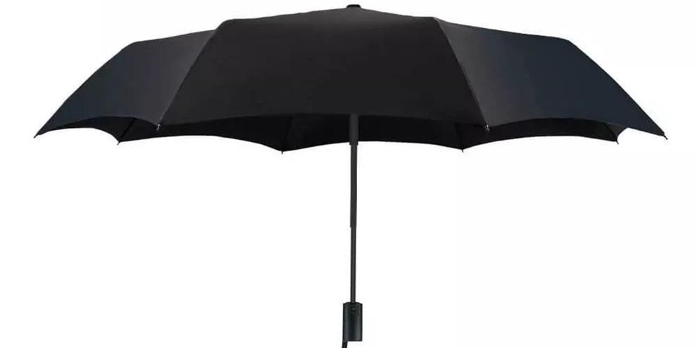 Guarda-chuva automático Xiaomi (Fonte: Mercado Livre/Reprodução)