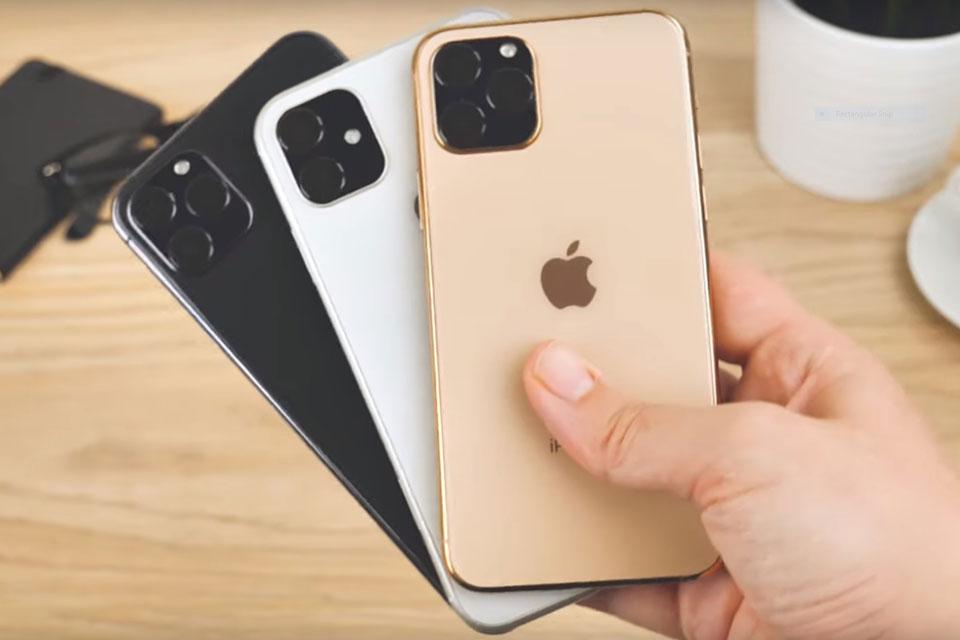 iPhone 11: preço e modelo dos celulares vazam antes do evento da Apple