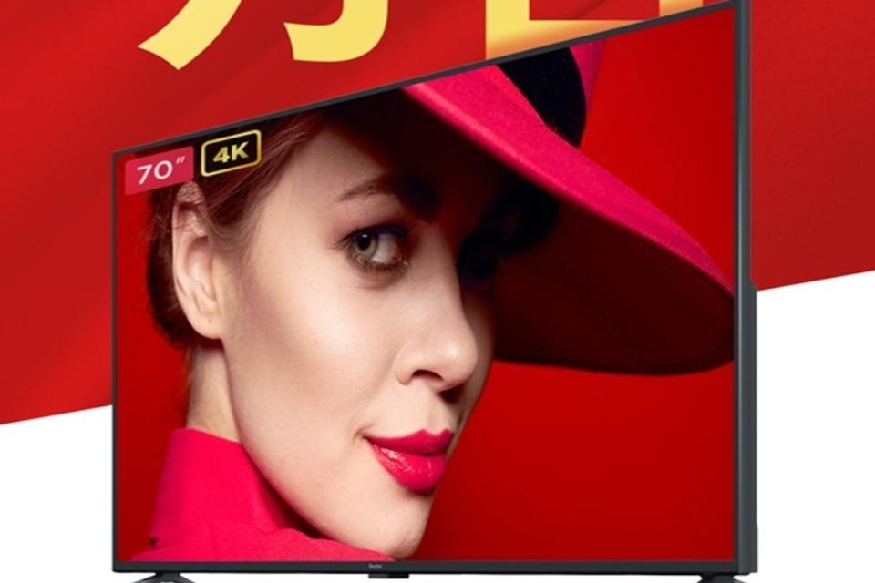 Redmi TV vende mais de 15 milhões de unidades em 15 minutos