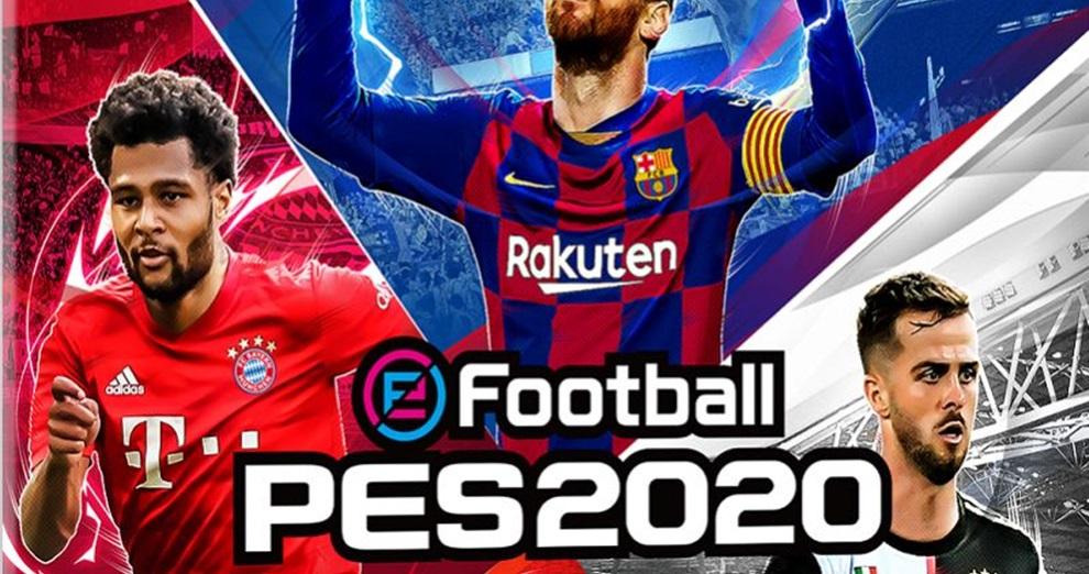 PES 2020 (Fonte: Yahoo/Reprodução)